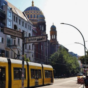 Around About Berlin: Experience